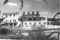 hotel a diano marina - hotel bellevue 1950