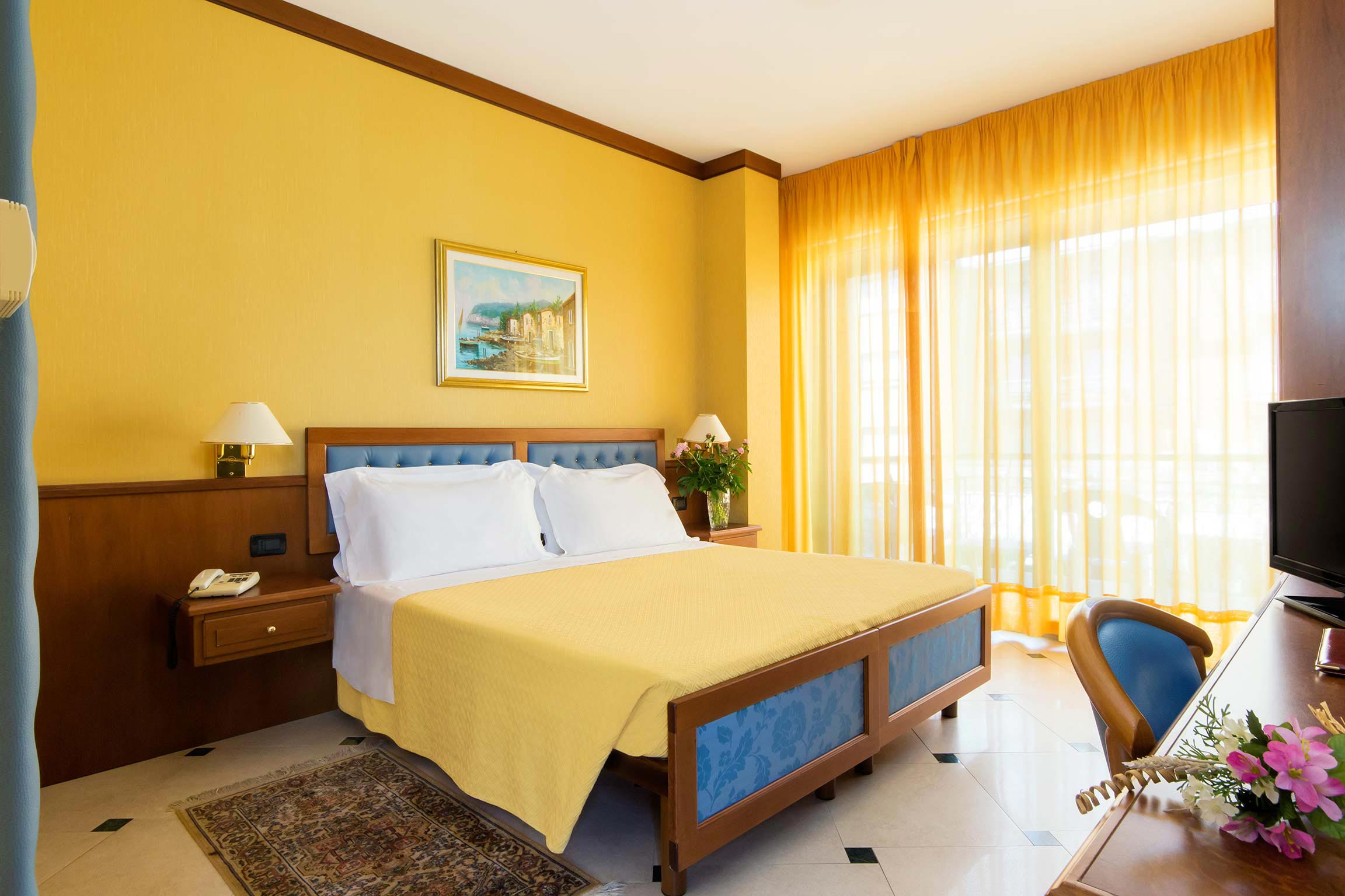 camere hotel diano marina - doppia lato strada