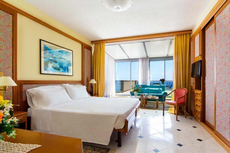 camere hotel diano marina - junior suite