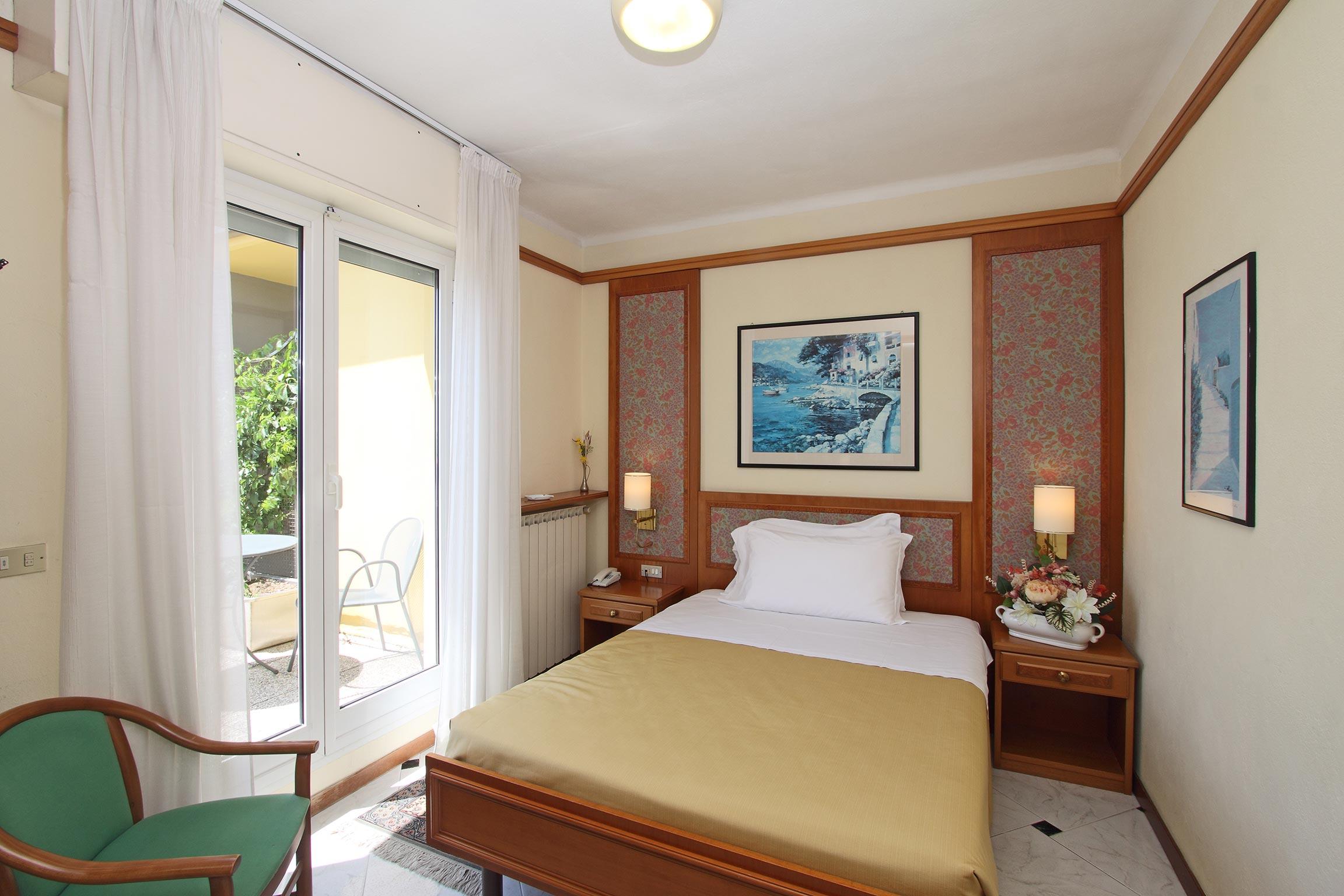 camere hotel diano marina - singola vista mare