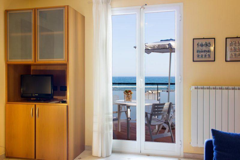appartamenti a diano marina - terrazzo