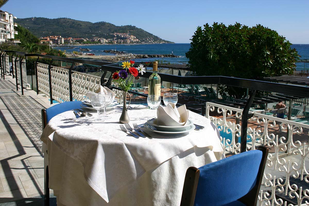 ristorante a diano marina - bar sulla spiaggia